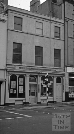 The Three Cups Inn, 10, Northgate Street, Bath 1966