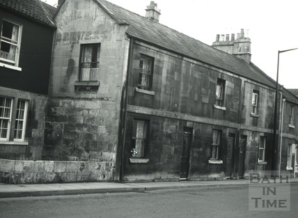 The White Hart, 49, High Street, Twerton, Bath 1966