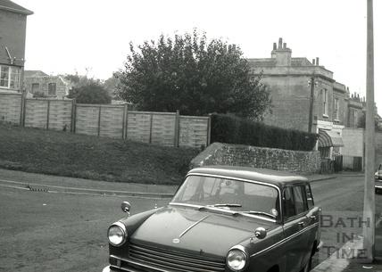 The Weston Brewery, 10, Trafalgar Road, Weston, Bath 1966