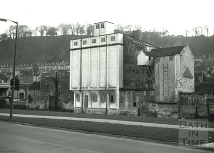 Malthouse, Lower Bristol Road, Bath 1966