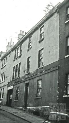 31, Morford Street, Bath 1966