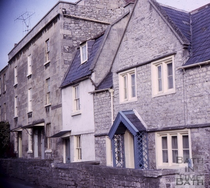 105 to 108, High Street, Weston, Bath 1965