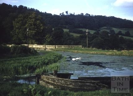 Dundas Aqueduct 1958