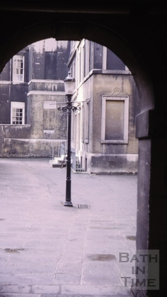 Chapel Court, Bath 1964
