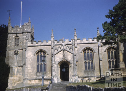 All Saints' Church, Weston, Bath c.1959