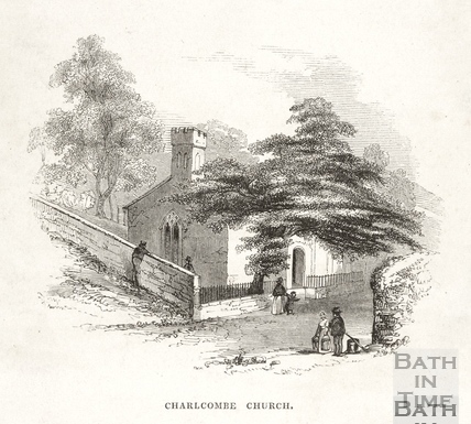 Charlcombe Church