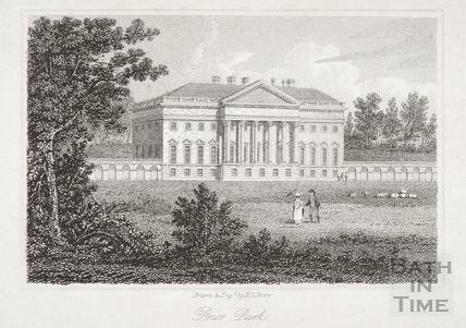 Prior Park, Bath 1818