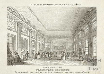 Grand Pump and Conversation Room, Bath 1842