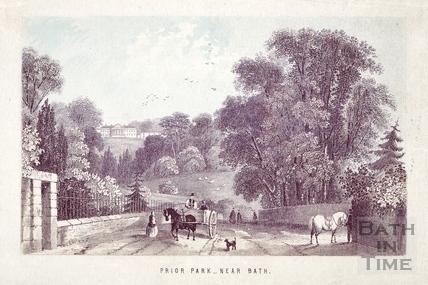 Prior Park, Bath c.1860