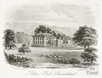 Kelston Park c.1865