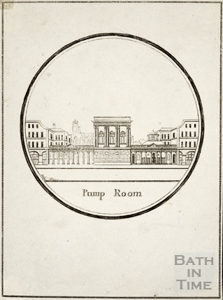 Pump Room, Bath 1793