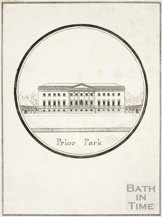 Prior Park, Bath 1793