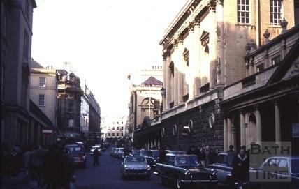 Stall Street, Bath 1967