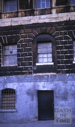 Old Jail, Grove Street, Bath 1965