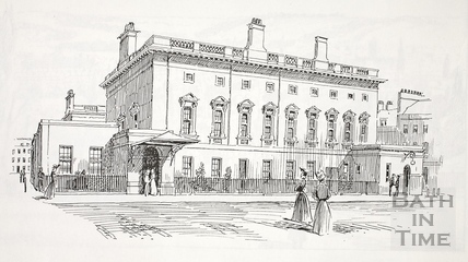 Assembly Rooms, Alfred Street, Bath c.1890-1920
