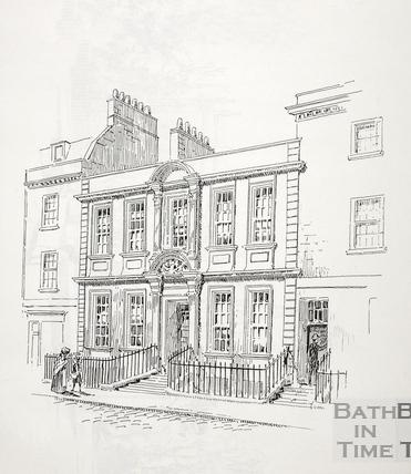 General Wolfe's House, 5, Trim Street, Bath c.1890-1920