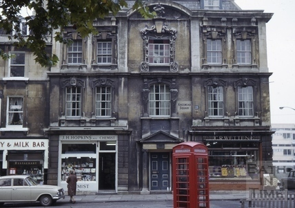 Rosewell House, 12 to 14, Kingsmead Square, Bath 1965