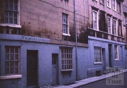 Princes Street, Bath 1964