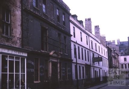 Trim Street, Bath 1964