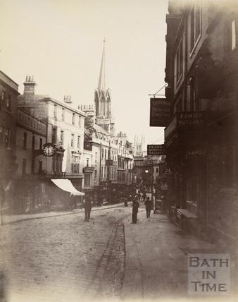 Broad Street, Bath c.1895-1902