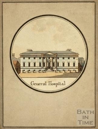 General Hospital, Bath 1793