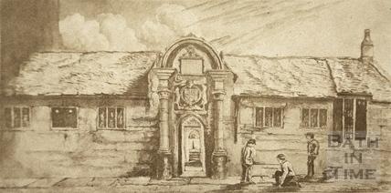 Bellott's Hospital, Beau Street, Bath