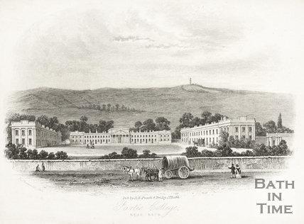 Partis College, Weston near Bath