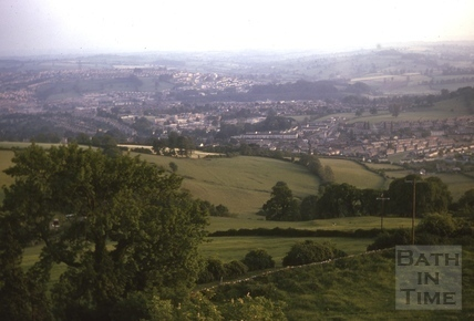Beckford's Tower, Lansdown, Bath 1975