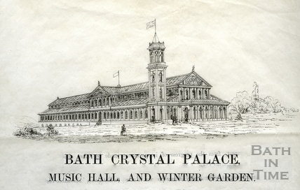Bath Crystal Palace, Music Hall and Winter Garden Company 1857