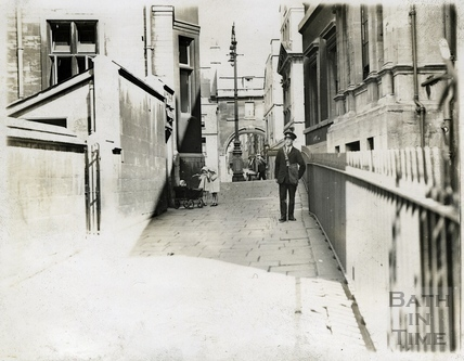 Bridewell Lane, Bath c.1920