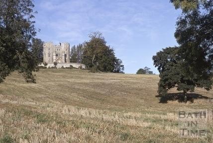 Midford Castle 1971