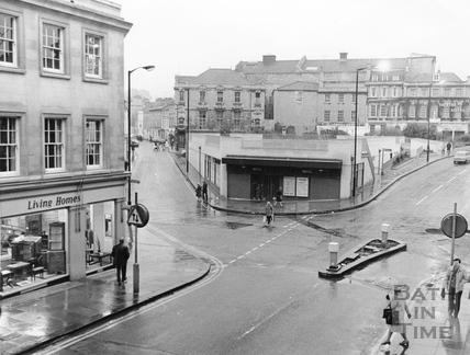 Seven Dials Mecca Ballroom, Bath 1974