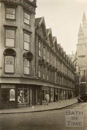 Orange Grove, Bath 1945