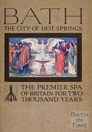 Bath Official Guide Book c.1930