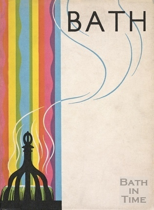 Bath Official Guide Book 1934