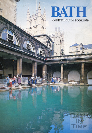 Bath Official Guide Book 1979