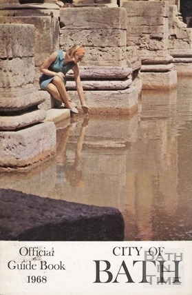 Bath Official Guide Book 1968