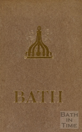 The Book of Bath 1925