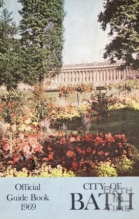 Bath Official Guide Book 1969