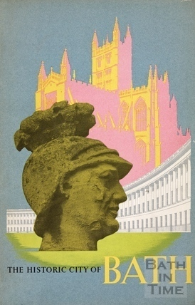 Bath Official Guide Book 1959 & 1960