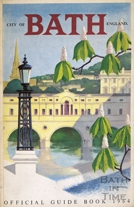 Bath Official Guide Book 1964