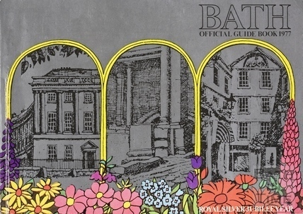 Bath Official Guide Book 1977