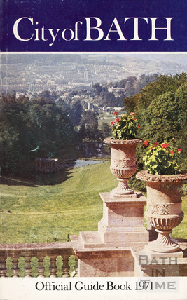Bath Official Guide Book 1971