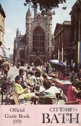 Bath Official Guide Book 1970
