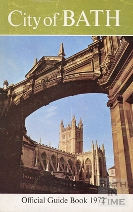 Bath Official Guide Book 1972