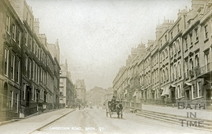 Lansdown Road, Bath c.1905