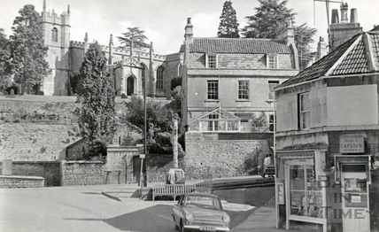 Weston Village, Bath c.1965