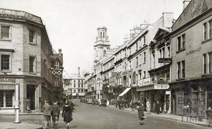 Southgate Street, Bath c.1955