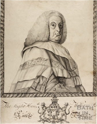 The Right The Honourable William Pulteney Earl of Bath (1684-1764)