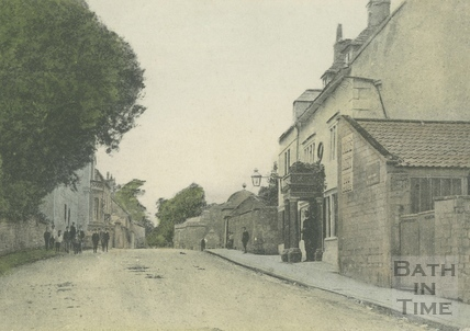 The Queen's Head, Box c.1905